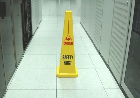 Datacenter-Cleaning
